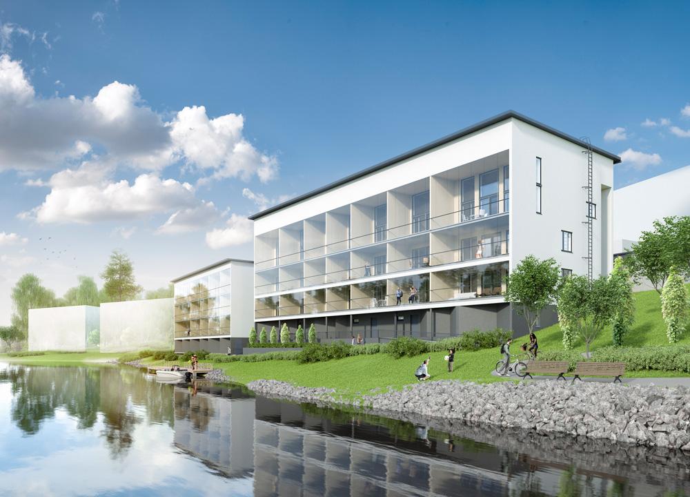 Asunto Oy Kuopion Keilanpalatsi
